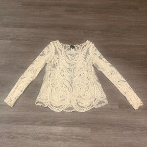 Lumiere Lace Top